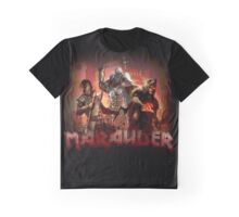 Path of Exile: The Metal Marauder Graphic T-Shirt