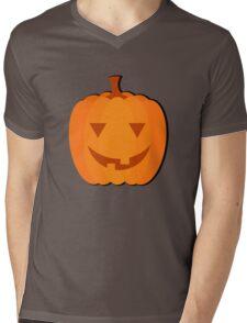 """Halloween images """"Sly Pumpkin"""" Mens V-Neck T-Shirt"""