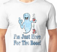 Vintage I'm just Here for the Boos  Unisex T-Shirt