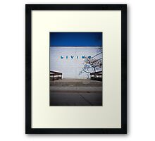 Better Living Centre Exhibition Place Toronto Canada Framed Print