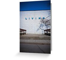 Better Living Centre Exhibition Place Toronto Canada Greeting Card