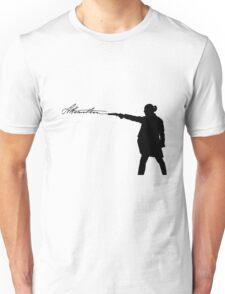 History's Eyes Unisex T-Shirt