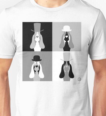 Fancy Bassets Unisex T-Shirt