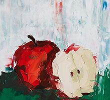 The Last Red Apple by ebuchmann