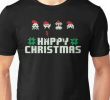 Christmas Invaders Unisex T-Shirt