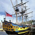 Grand Turk Whitby 2006 by Woodie