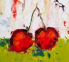 Dueling Cherries by ebuchmann
