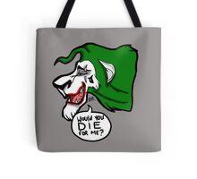 Scar as The Joker Tote Bag