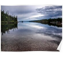 Rock Harbor - Isle Royale Poster