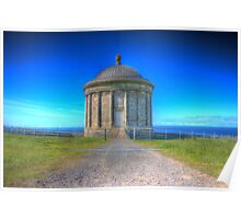 Mussenden Temple 2 Poster