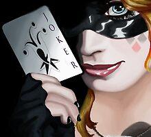 Harley Quinn by LARiozzi
