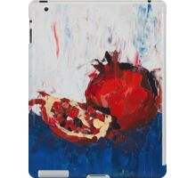 The Dark Pomegranate iPad Case/Skin