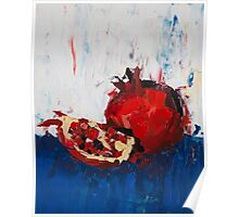 The Dark Pomegranate Poster