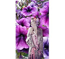 A Purple Morning Photographic Print