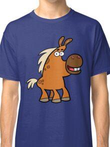 Cartoon Palomino Stud by Cheerful Madness!! Classic T-Shirt