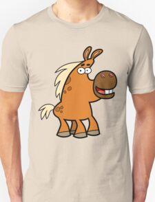Cartoon Palomino Stud by Cheerful Madness!! T-Shirt