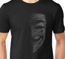 Hacking face Unisex T-Shirt