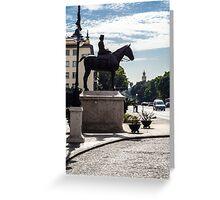 La Condesa de Barcelona Greeting Card