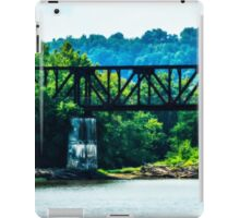 Railroad Bridge iPad Case/Skin