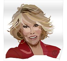 Joan Rivers Poster