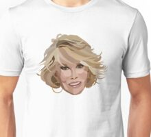 Joan Rivers Unisex T-Shirt