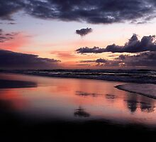 Dawn Reflections by Ann  Van Breemen