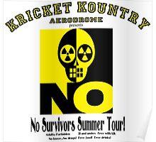 KRICKET KOUNTRY AERODROME: NO SURVIVORS TOUR! Poster