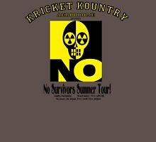 KRICKET KOUNTRY AERODROME: NO SURVIVORS TOUR! Unisex T-Shirt