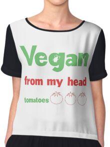 Vegan Chiffon Top