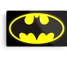 BATMAN Metal Print