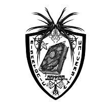 Miskatonic University – Cthulhu Photographic Print