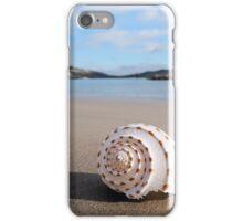 Deserted Beach - Lyme Regis iPhone Case/Skin
