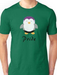 Ace Pride-guin Unisex T-Shirt