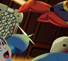 Mega Man 2  Sticker