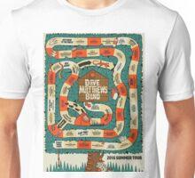 Dave Matthews Band, 2016 Summer Tour Unisex T-Shirt