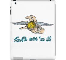 150 Points to Gryffindor! iPad Case/Skin