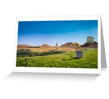 The Lost Civilization Greeting Card