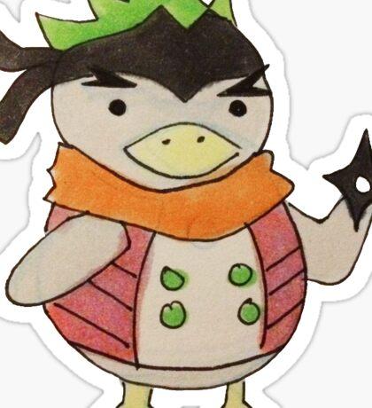 AC - Genji Sticker