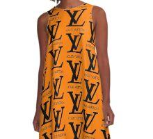 Louis Vuitton A-Line Dress