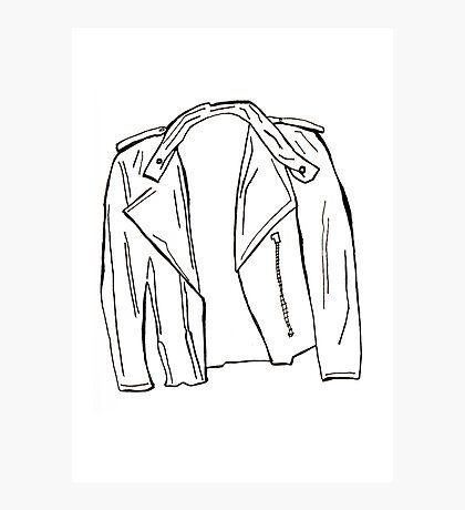 Jacket Photographic Print