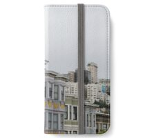 Streets of San Francisco iPhone Wallet/Case/Skin
