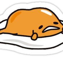 Droopy Gudetama Sticker