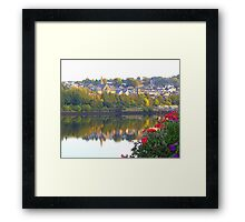 More Foyle Reflections Framed Print