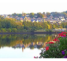 More Foyle Reflections Photographic Print