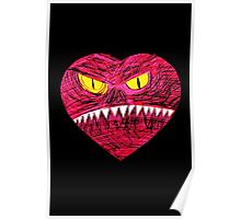 angry love Poster