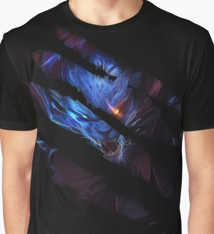 Tonight we hunt Rengar Graphic T-Shirt