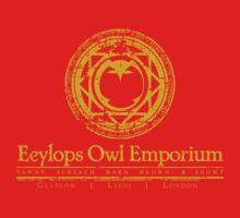Eeylops Owl Emporium in Yellow One Piece - Short Sleeve