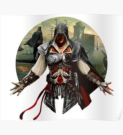 Assassin's Creed - Ezio Poster
