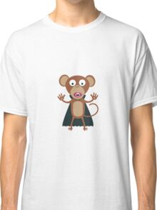 Halloween Vampire Monkey Classic T-Shirt