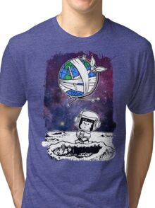 Cool Space Tri-blend T-Shirt